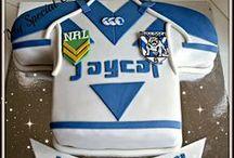 Team Cakes