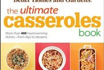 GOOD EATS - casseroles