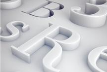 Typo und Fonts / Beispiele und Fundstücke. Lasst euch inspirieren!