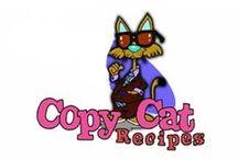 GOOD EATS - copycat recipes
