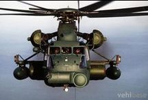 Planes & helicopters