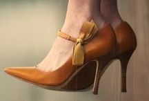 Shoes / It's what's on your feet that complete the outfit. / by My Dinted Halo