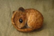 Felting and other crafts I want to do.