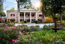 Wedding Venue Tour / The Tate House is an Atlanta area wedding venue that is nicknamed the Pink Marble Mansion due to it's rare Etowah marble exterior. Tour our wedding venue, estate, gardens and ceremony and reception spots.
