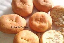 Pan  / Sin gluten y con harinas básicas