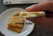 Galletas / galletas dulces o saladas