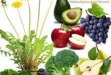 Alimentos y sus propiedades / Los alimentos en su estado natural contienen substancias nutricionales y fitosustancias  que previenen las enfermedades.