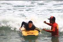 Surf lesson / Beginners & intermediate classes
