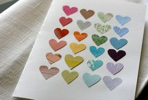 homemade wishing cards
