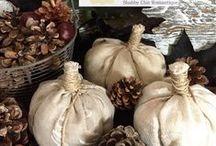 Autumn & halloween decorations / Decorazioni autunnali e halloween - Autumn & halloween decorations