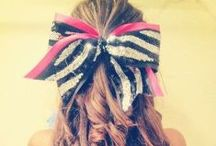 cheer!! stuff / cheer ideas and stuff, fitness / by jessica mcaleer