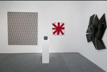 ART MIAMI NEW YORK 2015 INSTALLATION IMAGES