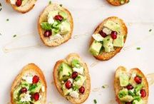 Appetizer Recipes / The hostess with the mostest has the best appetizer recipes... and now you do too!