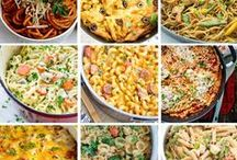 Recipe Roundups! / a pinning board for articles featuring recipe collections!