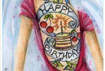 HAPPY BIRTHDAY / Birthday