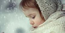 Cute children & Beautiful eyes