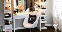 Lifestyle - Make-up Room & Storage
