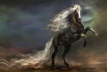 Horses Love / by Velvet Frye
