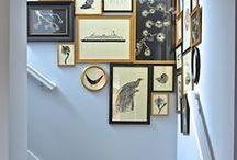 Stairway Photo Galleries / Stairway gallery walls