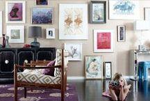 Gallery Walls/Salon Walls