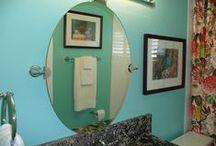 Marcia Moore Design Bathrooms