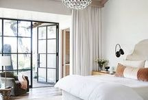 Bedrooms / the perfect place to escape, relax and recharge.  also sleep