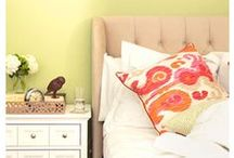 Pillows / pillows that are room changing
