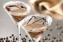 Coffee Drinks: Recipes / Combining liquids to make life happier. Coffee and alcohol are sometimes the biggest of hits.
