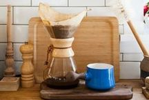 Chemex in the Wild / One of our favorite brew methods, the Chemex, spotted out in its wild habitat of home baristas, coffee lovers, and cafes. You can purchase a Chemex on Coffee Kind at: http://bit.ly/CKchemex.