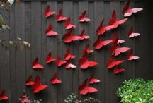 Beautiful Fences / Fences are an important part of your landscape. Here are a few pins we found interesting!