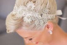 Hairpieces, Earrings and Accessories