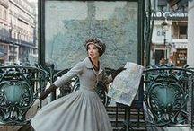 Hector Guimard / Famous Architects, Portraits of Architects, Architecture, Famous Buildings, Art Nouveau, Paris, Metro