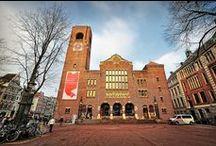 Hendrik Petrus Berlage / Famous Architects, Portraits of Architects, Architecture, Famous Buildings, Beurs, Amsterdam