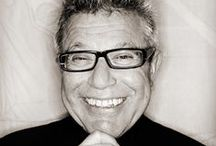 Daniel Libeskind / Famous Architects, Portraits of Architects, Architecture, Famous Buildings, Berlin, Jewish Museum