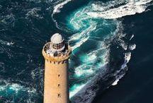 Lighthouse Kereon / Lighthouses, Ocean