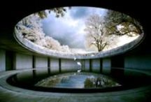 Tadao Ando / Famous Architects, Portraits of Architects, Architecture, Famous Buildings, Minimalism