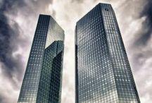 Frankfurt's Skyscrapers