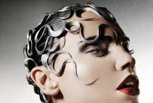 Hair-to-Style / Avant garde hair by Indira Schauwecker ~ Buns & braids ~ Hair ArT & Design / by ˙·●●๑۩  Maïa Lavida  ۩๑●●·˙