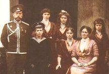 The Romanovs saga ~ Imperial Russia / by ˙·●●๑۩  Maïa Lavida  ۩๑●●·˙
