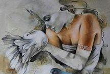 Art Inspiration / by helen alpino