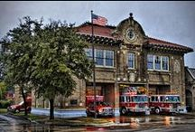 Texas Fire Stations / Fire Stations & Fire Departments in Texas