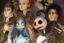 The Worlds Of Tim Burton.