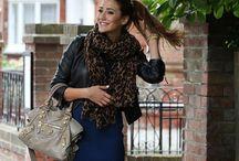 Looks de otoño / Cómo combinar prendas, estilos y colores.
