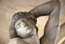 Escultura / Imaginería, esculturas y relieves.