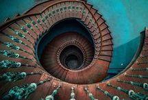 S.T.E.P.  by  S.T.E.P. / Staircases / by ˙·●●๑۩  Maïa Lavida  ۩๑●●·˙