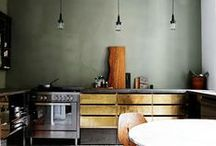 Dreaming of kitchen / The finest kitchens I see.