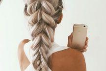 Hair ideas / styles