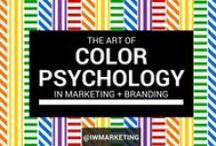 brand colors @ werk / Explore the power of using color psychology in branding and marketing & discover how the logos and color schemes of iconic brands establish brand personality and make them immediately recognizable. Colors give psychological cues that influence consumer opinions, decisions, and behaviors.