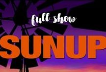 Videos | SUNUP Full Show / Airs Saturday mornings at 7:30 a.m. and Sunday mornings at 6:00 a.m. on OETA, is your place for Oklahoma agriculture. Whether it's explaining the latest research, providing updates for current crops or covering the issues that matter most, SUNUP is your source. Watch each week's SUNUP show in its entirety.