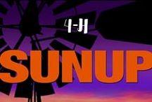 Videos | 4-H / SUNUP highlights the Oklahoma 4-H Youth Development program.
